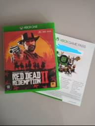 Red Dead Redemption II + Pass e Gold - Xbox One