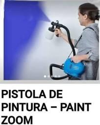 Pistola para todas as pinturas