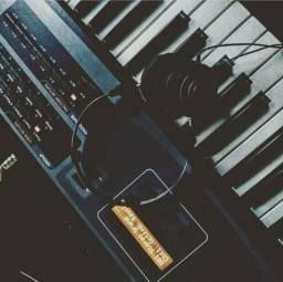 Vendo ou troco teclado Kurzweil kme 61