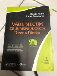 Livro - Vade Mecum de jurisprudência - 7 edição - edição 2019 - 2 semestre