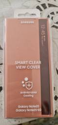 Capa Galaxy Note20 Smart Clear Viem Cover