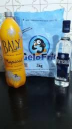Kit bebidas alcoólicas