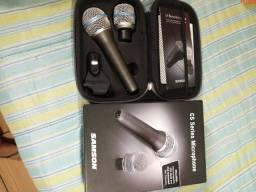 vendo Microfone profissional. Samson