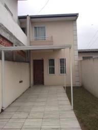F-SO0518 Sobrado com 2 dormitórios à venda, 52 m² Campo de Santana Curitiba/PR