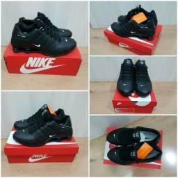 Nike Shox Original Novo cim NF Tam. 43 Top <br>
