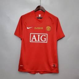 Camisa Retrô United CR7