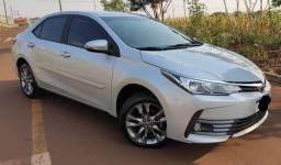 Corolla xei 2019/19 Único Dono 19 Mil km Estado de Zero !!!