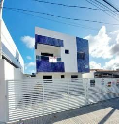 Apartamento em Mangaberia, 2 quartos e quintal