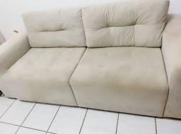 Sofá retrátil/ sofá cama.