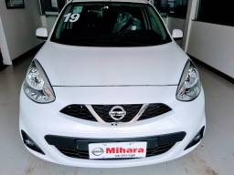 Nissan March 1.6 SV Manual Apenas 190 Kms