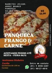 Marmitex Panqueca