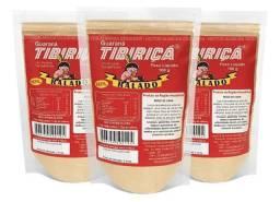 Kit 20 pacotes Guaraná ralado tibiriçá 100 g