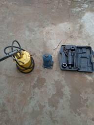 Graxeira, macaco, caixa e chave