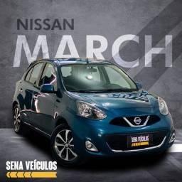Nissan March SL 1.6 2015/2015