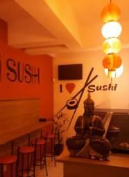 Loja de sushi