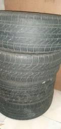 Vendo pneus 205/55/16