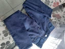 Calça jeans tamanho 6
