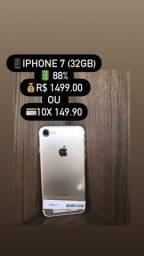 IPhone 7 Gold 10x SEM JUROS