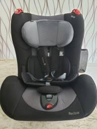 Cadeira de Bebê Safety Recline Preto<br><br>