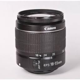 Lente Canon 18 55