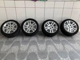 Rodas Peugeot 4x108