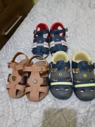Vendo 3 sandália