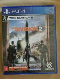 (NOVO) Game Tom Clancy's The Division 2 - PS4