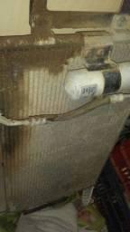 Radiador minicarregadeira mc70