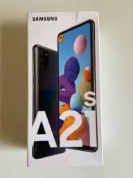 Vendo Samsung A21s novo