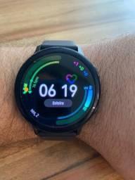 Smartwatch Galaxy active 2, 44 mm de diâmetro, com certificado ip68