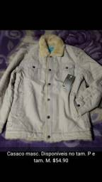 PROMOÇÃO!! Confira Jaquetas e casacos masculino