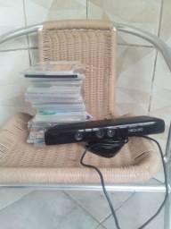 Kinect para Xbox 360. Incluindo mais de 15 jogos