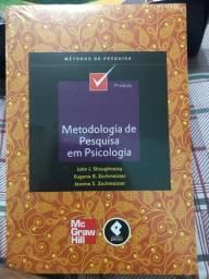 METODOLOGIA DE PESQUISA EM PSICOLOGIA NOVO LACRADO