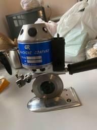 Máquina De Corte De Tecido Blue Machine