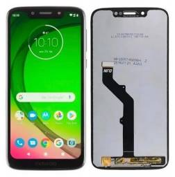 Display Lcd Tela Motorola Moto G7 G7 Plus Xt1962-4 Xt1965-2