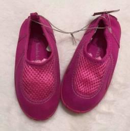 Sapato infantil para piscina ou praia koala kids (2 A 3 ANOS) tamanho 7 USA
