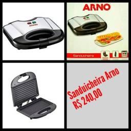 Sanduicheira Arno/ Frete Grátis para maioria dos bairros