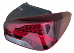Lanterna Com Led Onix Hatch 2020 Esquerdo 320717