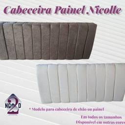 Título do anúncio: Cabeceira Painel Nicolle