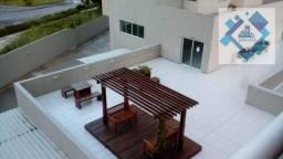 Apartamento com 3 dormitórios à venda, 81 m² por R$ 430.000,00 - Damas - Fortaleza/CE