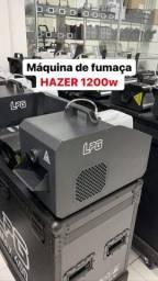 Título do anúncio: Maquina de fumaça HAZER 1200W