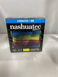 Caixa disquete nashuatec lacrada
