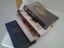 Livros Isabel Allende