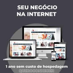 Título do anúncio: Criação de Sites - Landing page - Loja Virtual - Presença Digital