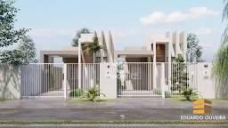Casa com 2 dormitórios à venda, 69 m² por R$ 290.000 - Loteamento Florata - Foz do Iguaçu/
