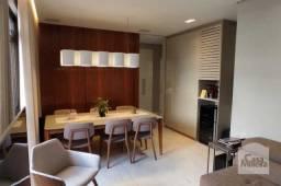 Apartamento à venda com 3 dormitórios em Coração de jesus, Belo horizonte cod:276954