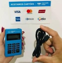 maquina de cartao mini point mercado pago