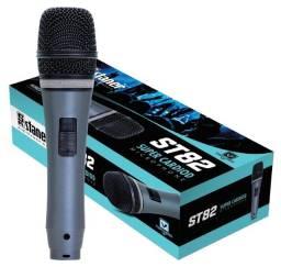 Título do anúncio: Microfone Staner, Modelo ST-82