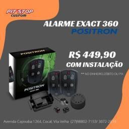 Título do anúncio: Promoção Alarme Positron  - Instalado!