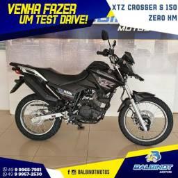 Título do anúncio: XTZ Crosser S 150 Zero Km Preta